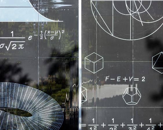 Mathematics faculty building, St Albans School
