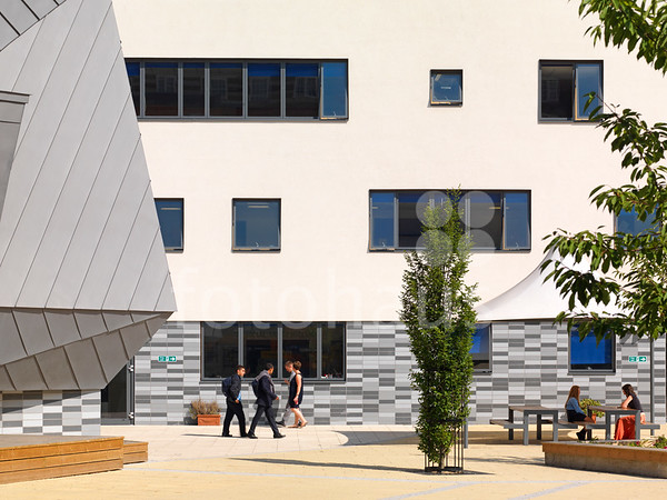 Pimlico Academy, Library and Adult Education centre