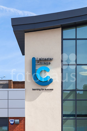 Profound and Multiple Learning Difficulties building, Leicester College