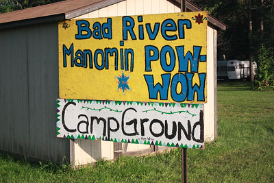 Bad River manoomin (wild rice) Pow-Wow