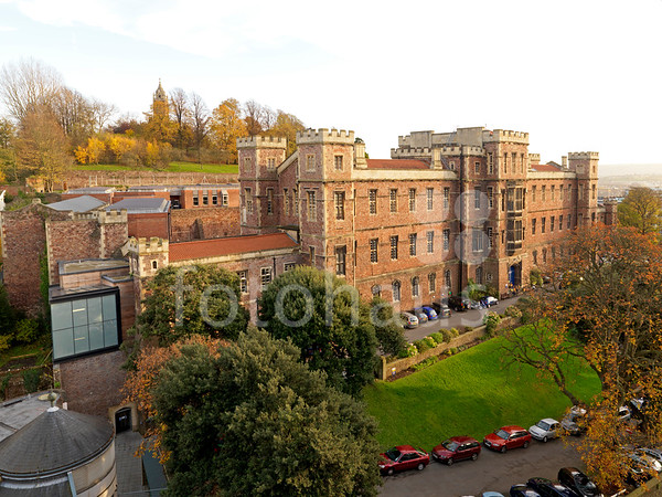 Queen Elizabeth's Hospital School, Sixth Form Centre