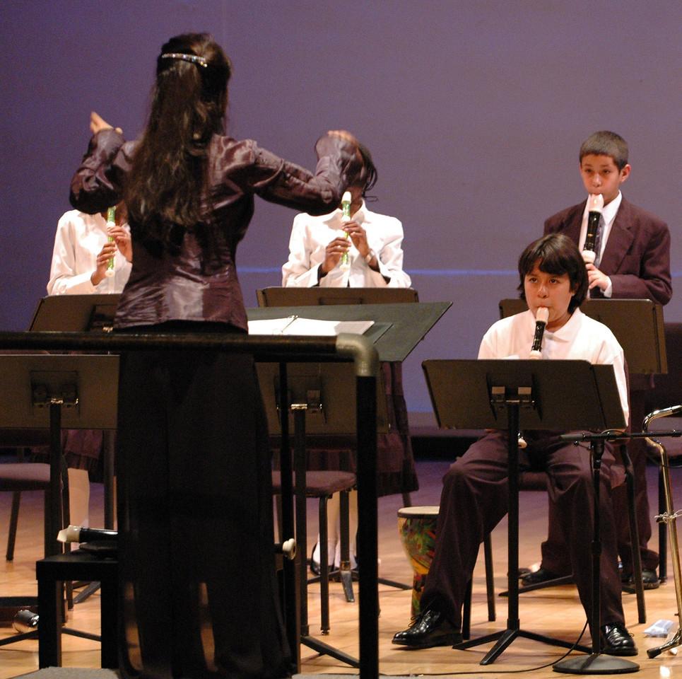xMiller Thearter_2007_Nina, conducting  ensemble 2