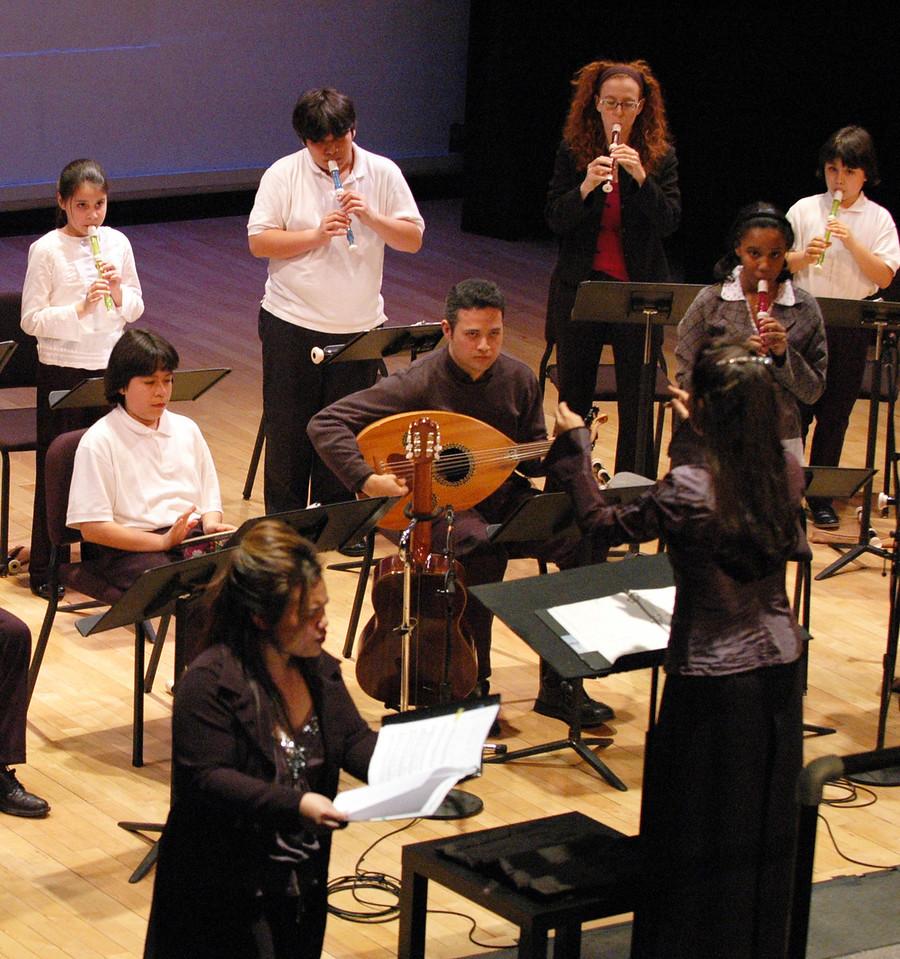 xMiller Thearter_2007_Nina, conducting  ensemble