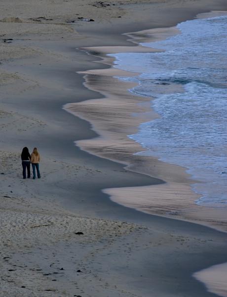The was taken on Main Beach in Laguna Beach.