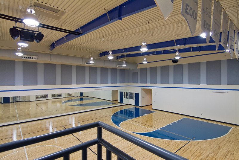 Boswell High School, Fort Worth, TX - Eagle Mountain, Saginaw ISD.  Client: VLK Architects, Arlington, TX.