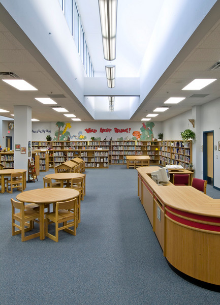 Harrington Elementary, Plano ISD, Client:  VLK Architects - TASA/TASB Design Award