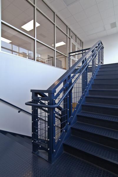 Williams High School, Plano ISD.  Client:  VLK Architects, Arlington, TX