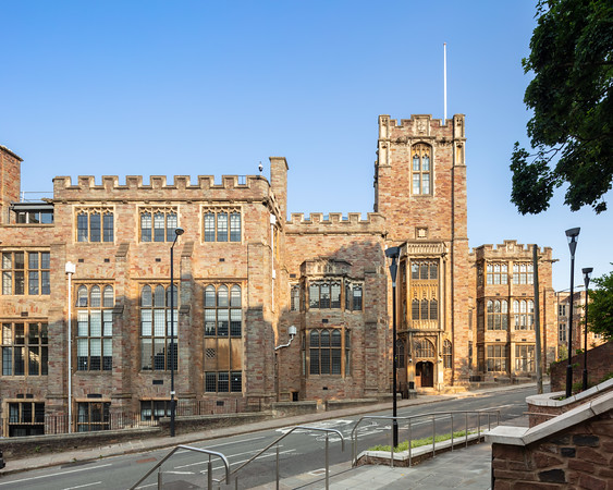 School of Mathematics, Fry Building