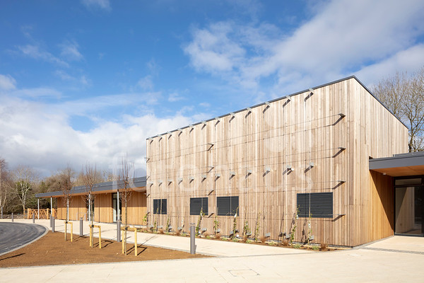 Science Education Centre and Wood Centre for Innovation