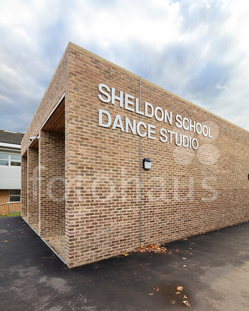 Dance studio, Sheldon School