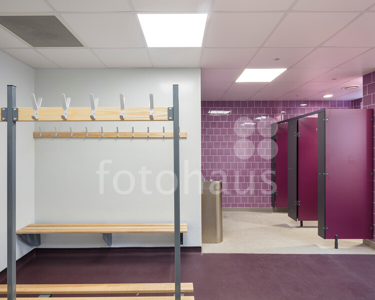 Changing Room, Sheldon School