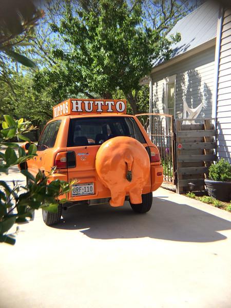Hutto Hippo Garden