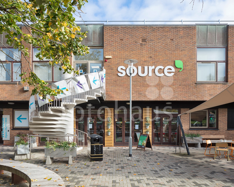 Source Cafe, Hiatt Baker, University of Bristol