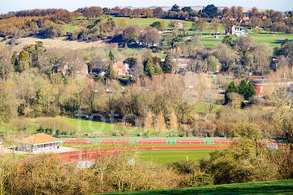 Athletics and Cricket Pavilion, Marlborough College