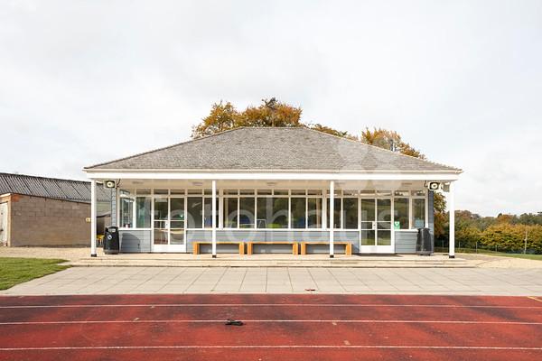 Athletics Pavilion, Marlborough College