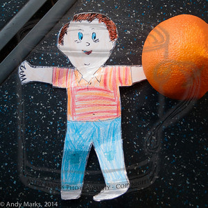 Flat Stanley came along on our 3rd outing.