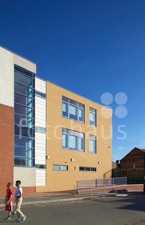 St Agnes Primary School extension