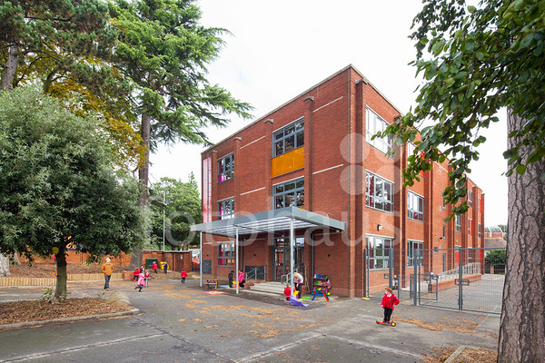 Stirling House, Abington Vale Primary School, Northampton