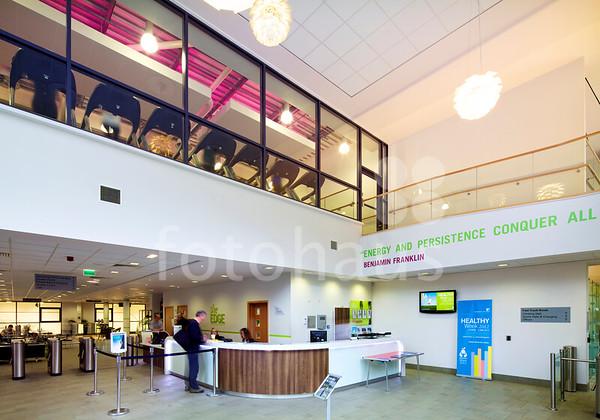 The Edge, University of Leeds Leisure Centre