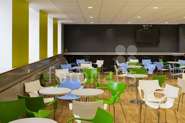 The I.V Cafe, Maurice Shock Building, University of Leicester