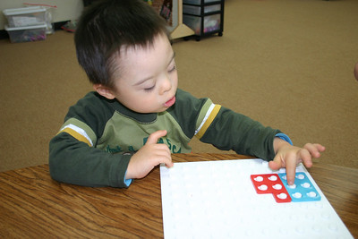 learning Numicon
