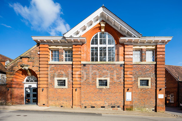 The Old Gym, Marlborough College