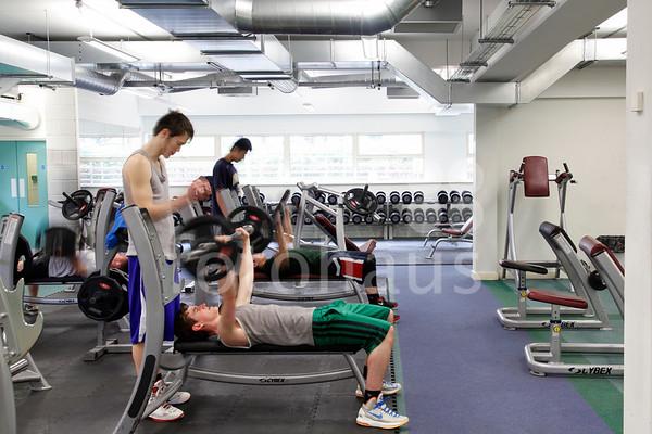 Tyndalls Avenue Gym