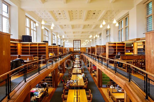 WIlls Library, Bristol University, Bristol