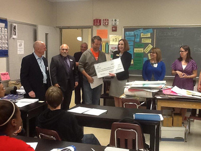 2014 Foundation Grant Presentations at HHS