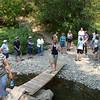 August Institute Deer Creek Center Field Trip. Picture © JM