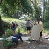 August Institute Bear Creek Service Learning Field Trip. Picture © JM