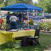 August Institute; August 11.  Resource Fair.  Picture © Bob Reynolds.