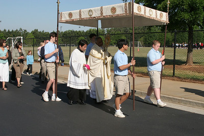 Eucharistic Procession 013