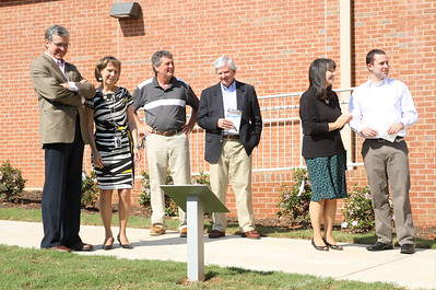 Enrichment Center Ribbon Cutting