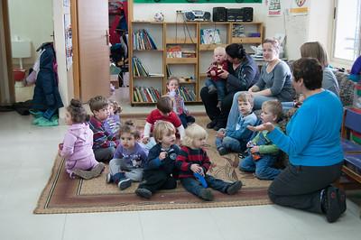 2012 Visit to Al-Mahaba Kindergarten