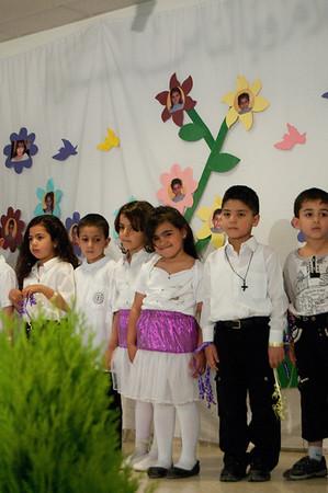 2011 Kindergarten Graduation