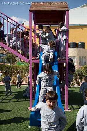 2014 Playground Visit