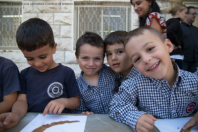 2014 October School Visit