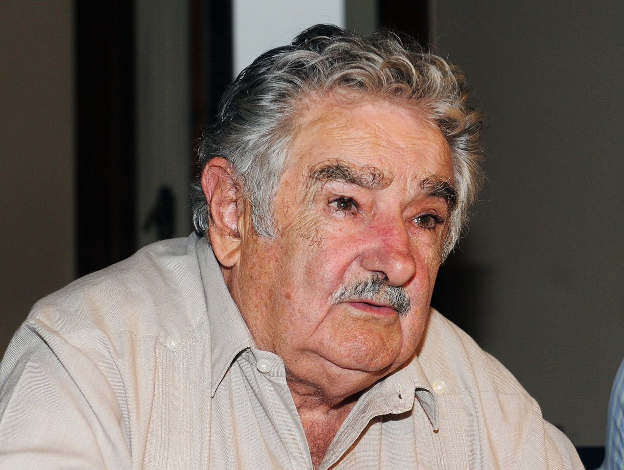 "The ""Poorest"" President in the World.  <br /> <br /> José Mujica, currently the president of Uruguay, is known for being a rarity among powerful politicians, as he chooses to donate around 90 percent of his $12,000/month salary to charities that benefit poor people and small entrepreneurs.  <br /> <br /> As a guerilla for Tupamaros (A ""Robin Hood"" organization that stole from the rich and gave to the poor), he was imprisoned twice, kept in horrible conditions, escaped once and was only apprehended after being shot six times by the police.  He was released 14 years later when a constitutional democracy was restored."