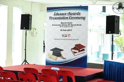 Edusave Awards Presentation Ceremony