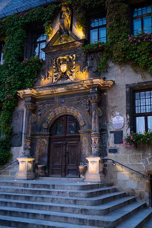Ztadt Quedlinburg