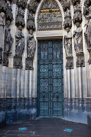 Köln-Kathedraletür