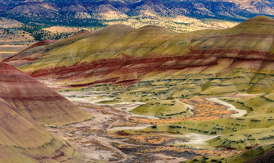 Painted Hills Valley 2