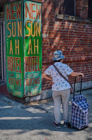 New Sun Ah Hotel