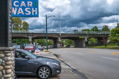 Car Wash then Storm