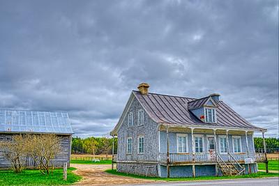 Route de la Mer, Farm House
