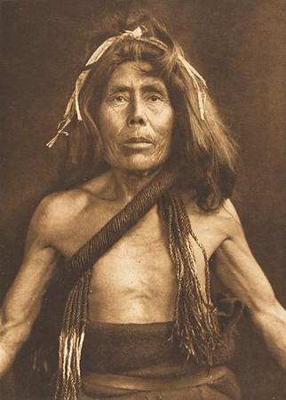 Kekuhtlala - Koeksotenok (The North American Indian, v. X. Norwood, MA: The Plimpton Press, 1915)
