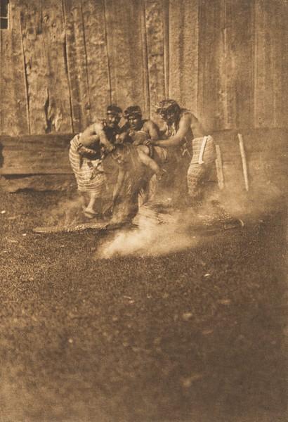 Nunhltsistalahl - Qagyuhl (The North American Indian, v. X. Norwood, MA: The Plimpton Press, 1915)
