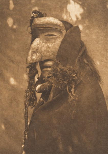 Nuhlimahla - Qagyuhl (The North American Indian, v. X. Norwood, MA: The Plimpton Press, 1915)