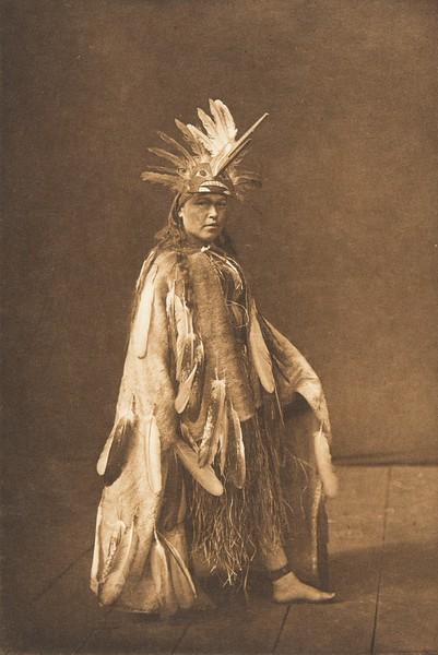 Nu'nalalahl - Qagyuhl (The North American Indian, v. X. Norwood, MA: The Plimpton Press, 1915)